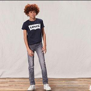 ⭐ Levi's 511 Slim Cut Grey Jeans